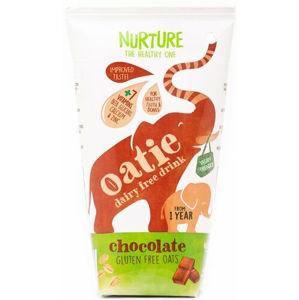 Nurture Bezlepkový nápoj Oatie čokoláda 200 ml