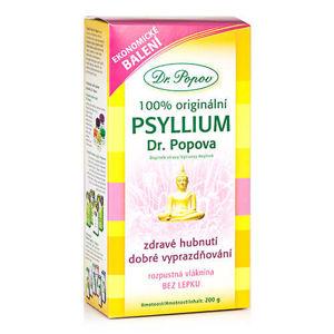 Dr. Popov Vláknina Psyllium 200 g
