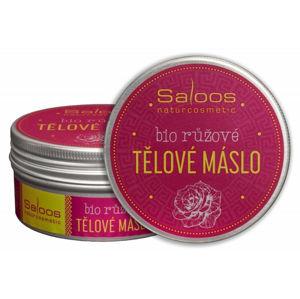 Saloos Ružové telové maslo BIO 75 ml