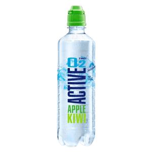 Active O2 jablko kiwi 750 ml