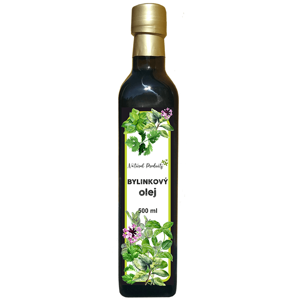Natural Products Bylinkový olej 500 ml