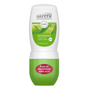 Lavera Deo roll-on Bio Verbena - Bio Limetka 50 ml
