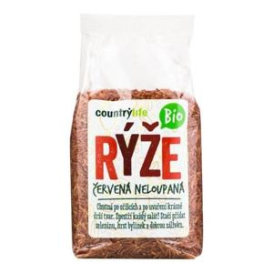 Country Life Ryža červená natural BIO 500 g