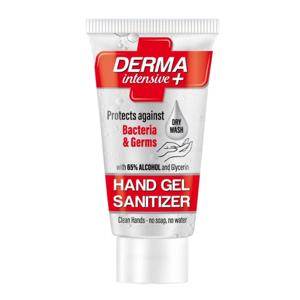 Derma intensive plus Čistiaci dezinfekcia antibakteriálny gél na ruky 50 ml
