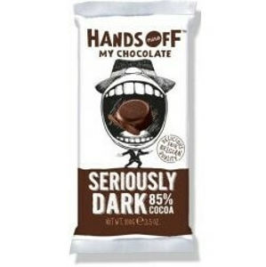 Hands off my chocolate Horká čokoláda 100 g