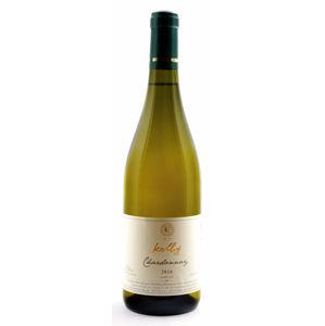 Kolby Chardonnay PS 2016, akostné odrodové víno s prívlastkom, neskorý zber, biele, polosladké 0,75 l