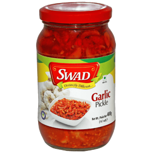 Swad Pickle cesnak 400 g
