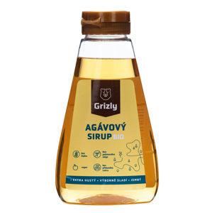 Grizly Agávový sirup BIO 450 g