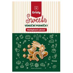 GRIZLY Sweets Zmes na vianočné perníčky bezlepkové 560 g