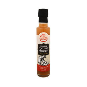 The Coconut Company Kokosový ocot s chilli a zázvorom BIO 250 ml