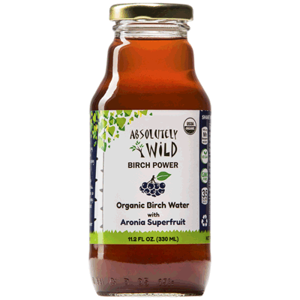 Absolutely Wild Birch Power aronia 330ml