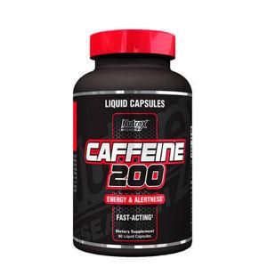 Nutrex Caffeine 200 + Lipo-6 Carnitine 1 + 1 zdarma