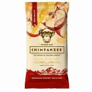 Chipmpanzee ENERGY BAR Apple - Ginger 55 g