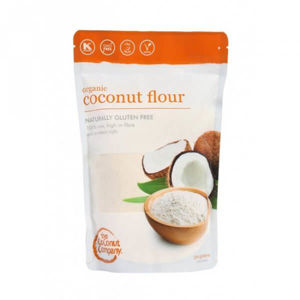 The Coconut Company Kokosová múka raw BIO 400g