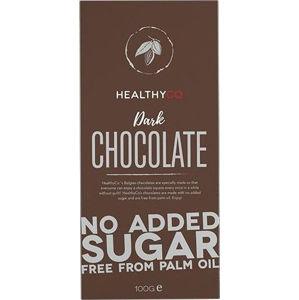 Healthyco Čokoláda horká bez cukru 100 g