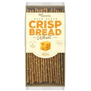 Danvita Krehké pšeničné plátky so syrom 130 g