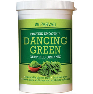 Iswari Dancing green proteín smoothie 160 g