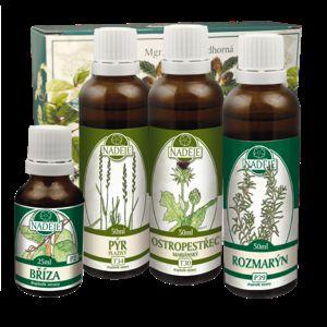 Naděje - Podhorná Jarná detoxikácia organizmu 175 ml