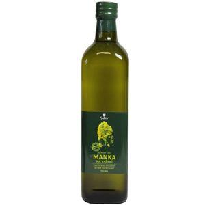 Fabio MANKA- repkový olej stolný 750 ml sklo