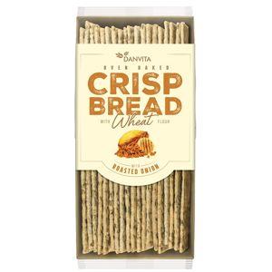 Danvita Krehké pšeničné plátky s restovanou cibuľkou 130 g