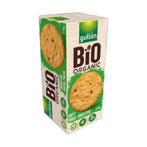 Gullón BIO Digestive sušienky s ovsom a ovocím 270 g