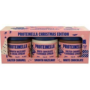 Healthyco Proteinella vianočná edícia 3 x 200 g