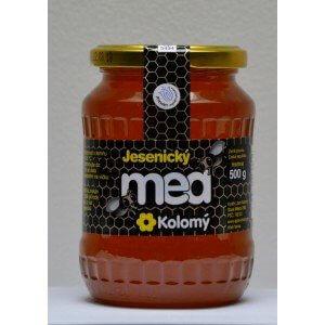 Jesenícky med Kvetový javorový 500 g