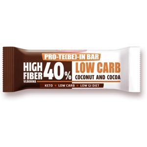LeGracie PRO-TE (BE) -IN BAR LOW CARB Kakao 35 g