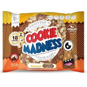 Madness Nutrition Cookies Peanut Crunch 106 g