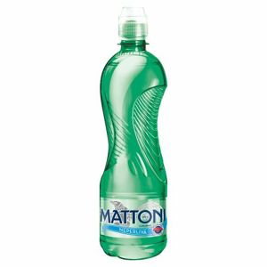 Mattoni neperlivá Sport 750 ml