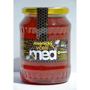Jesenícky med Kvetový lipový 950 g