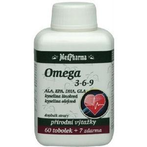 MedPharma Omega 3-6-9 67 tablet