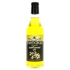 Meridian Slnečnicový olej BIO 500 ml