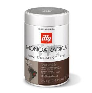 illy Monoarabica Brazil zrnková káva 250 g