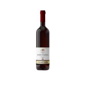 Vínny dom Modrý Portugal 2015 akostné víno s prívlastkom 750 ml