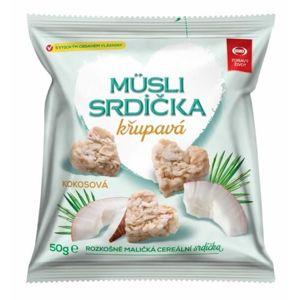 SEMIX Müsli srdiečka s kokosom 50 g