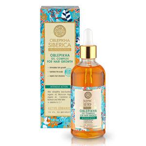 Natura siberica Rakytníkový olej pre rast vlasov 100 ml