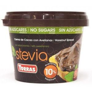 Torras oriešková nátierka so sladidlom 200 g