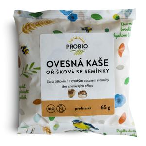 Probio Ovsená kaša oriešková so semienkami 65 g