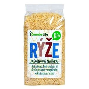Country Life Ryža jazmínová natural BIO 500 g