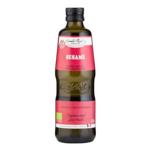 BIO EMILE Noel Olej sezamový fair trade 500 ml