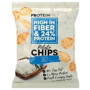ProteinPro Chips soľ 50 g