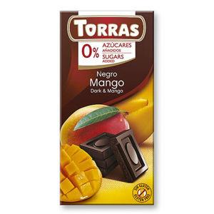 Torras čokoláda s mangom 75 g