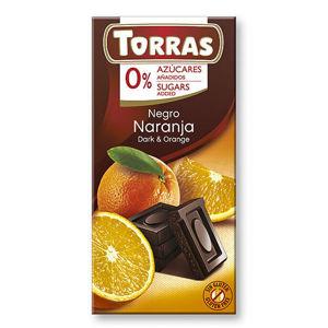 Torras čokoláda s pomarančom 75 g