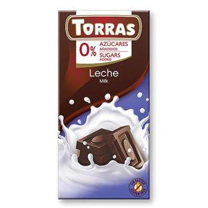 Torras Mliečna čokoláda 75 g