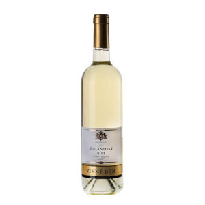 Vínny dom Rulandské biele 2013 - výber z hrozna suché 0,75 l