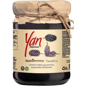YAN Premium Moruša v sladkom náleve 300 g