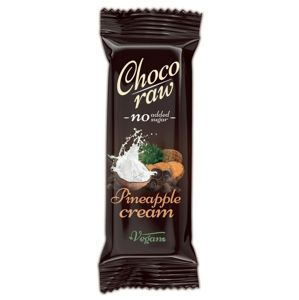 Živan ChocoRaw PINEAPPLE CREAM 55 g